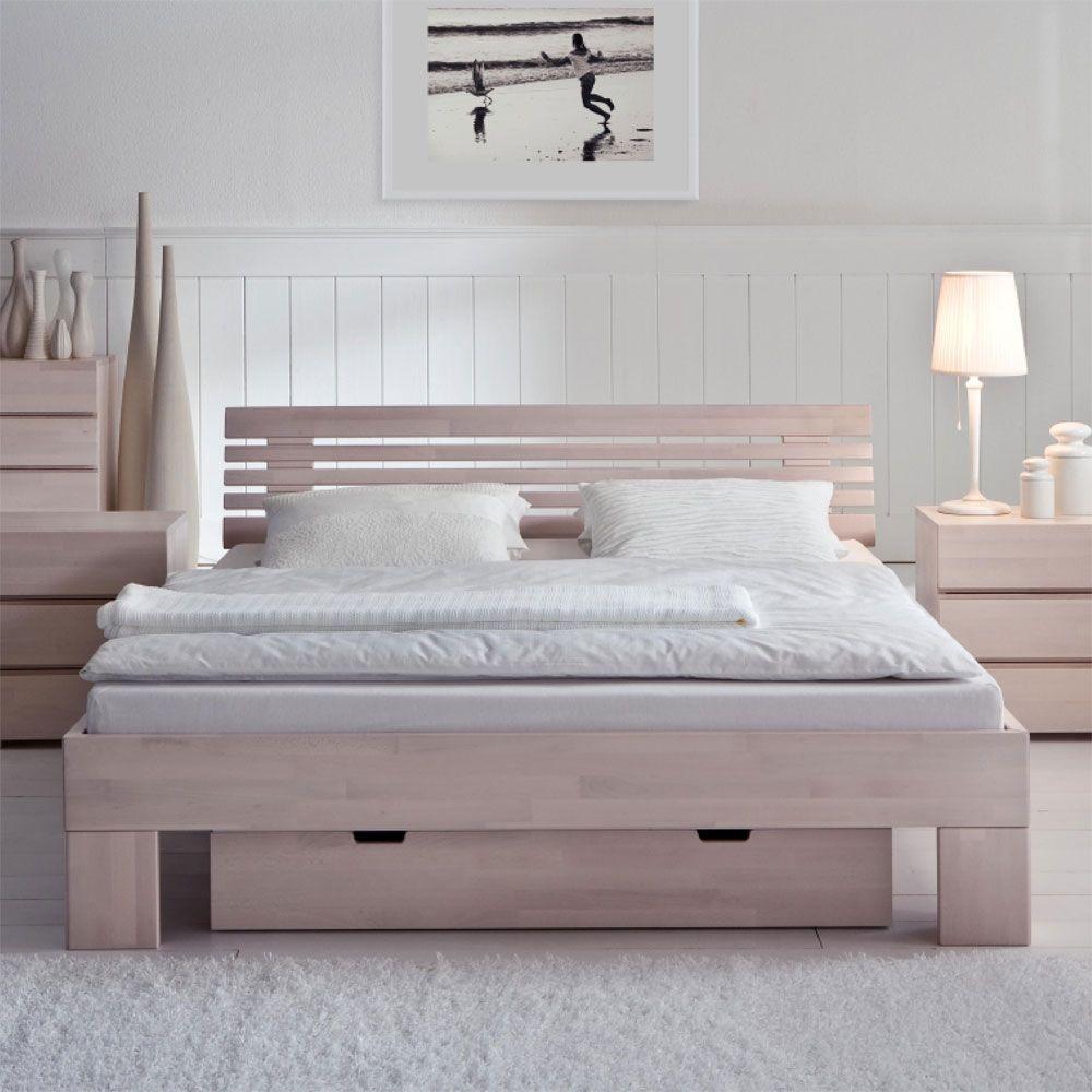 Schlafzimmer Massivholzbett Betten Online Kaufen Möbel