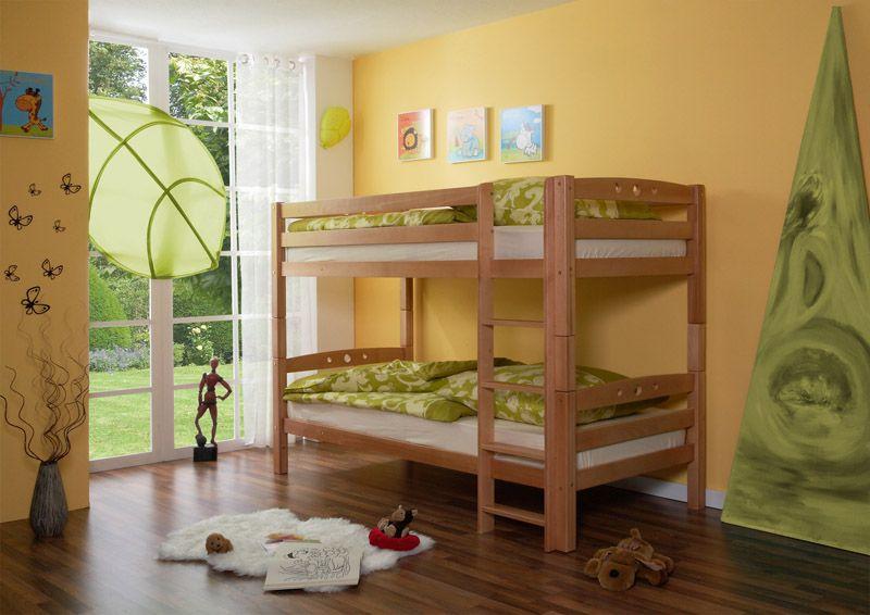 Etagenbett Eiche Massiv : Kinderzimmer » etagenbett kinderbetten online kaufen möbel