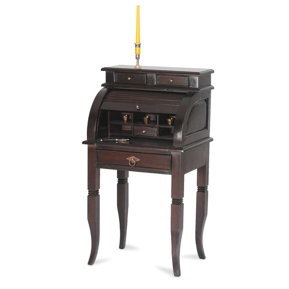 Sekretär in Mahagonifarben Antik | Büro > Bürotische > Schreibtische | Holz | Massivholz | Möbel Exclusive