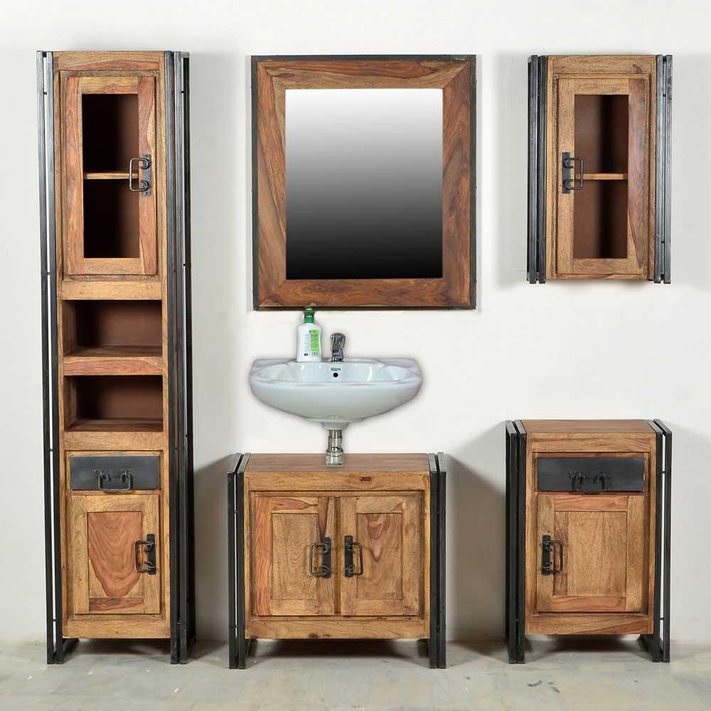 sheesham Badmöbel-Sets online kaufen | Möbel-Suchmaschine ...