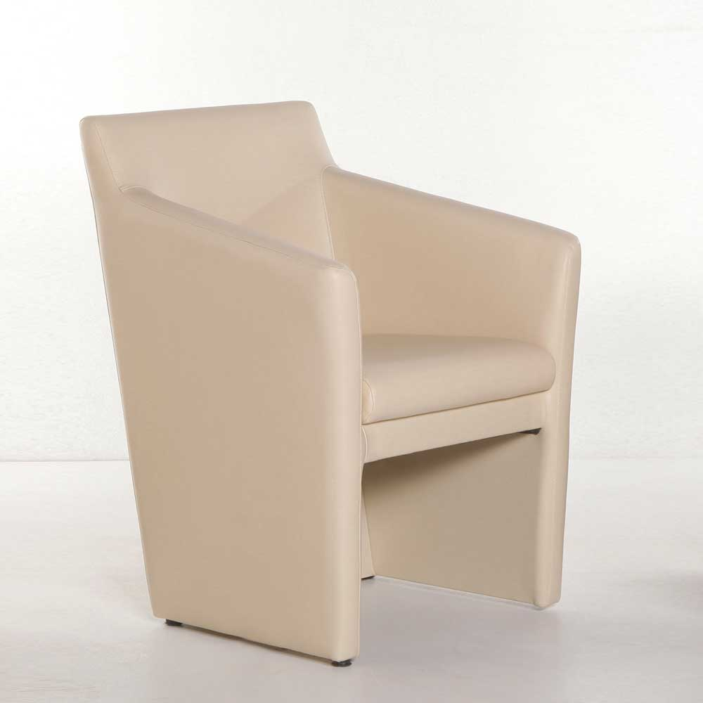 Sessel in Beige modern