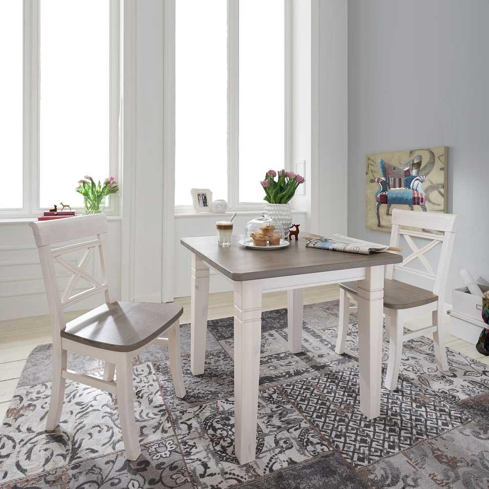 Esszimmer weiß grau  kiefer-hoelzer Essgruppen online kaufen | Möbel-Suchmaschine ...