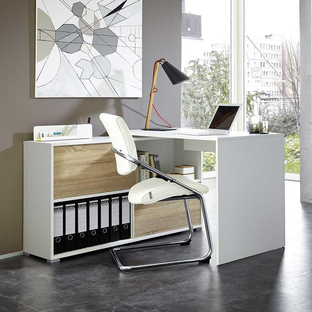 Schreibtische online kaufen m bel suchmaschine for Schreibtisch 80 breit