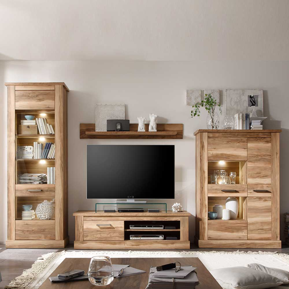 schrankwand nussbaum antik interessante ideen f r die gestaltung eines raumes in. Black Bedroom Furniture Sets. Home Design Ideas