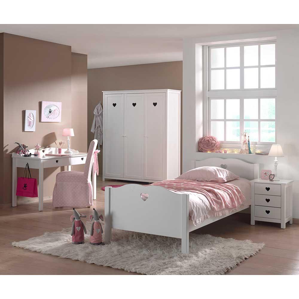 Jugendzimmermöbel set  weiss- Komplett-Jugendzimmer online kaufen | Möbel-Suchmaschine ...