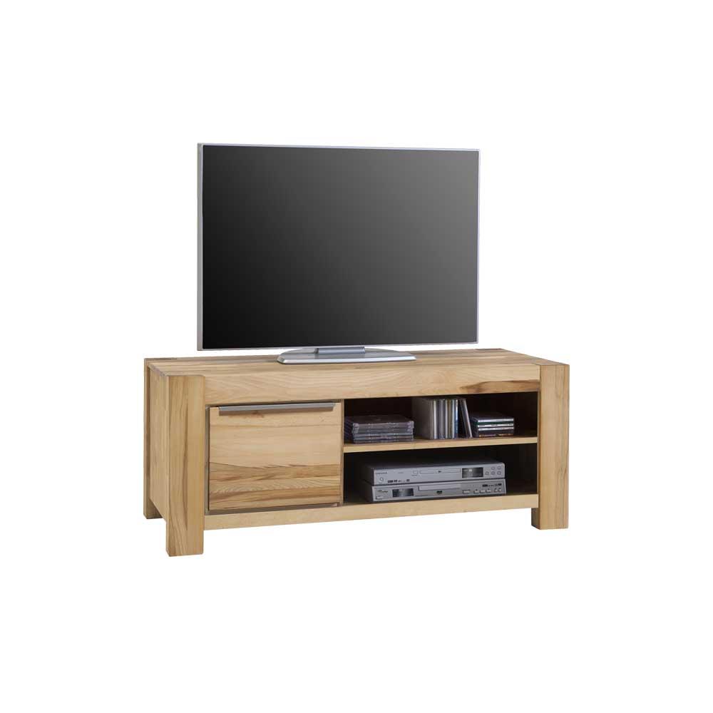Massivholz TV Board aus Kernbuche geölt
