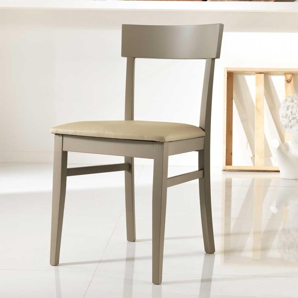 taupe buche Esszimmerstühle online kaufen   Möbel