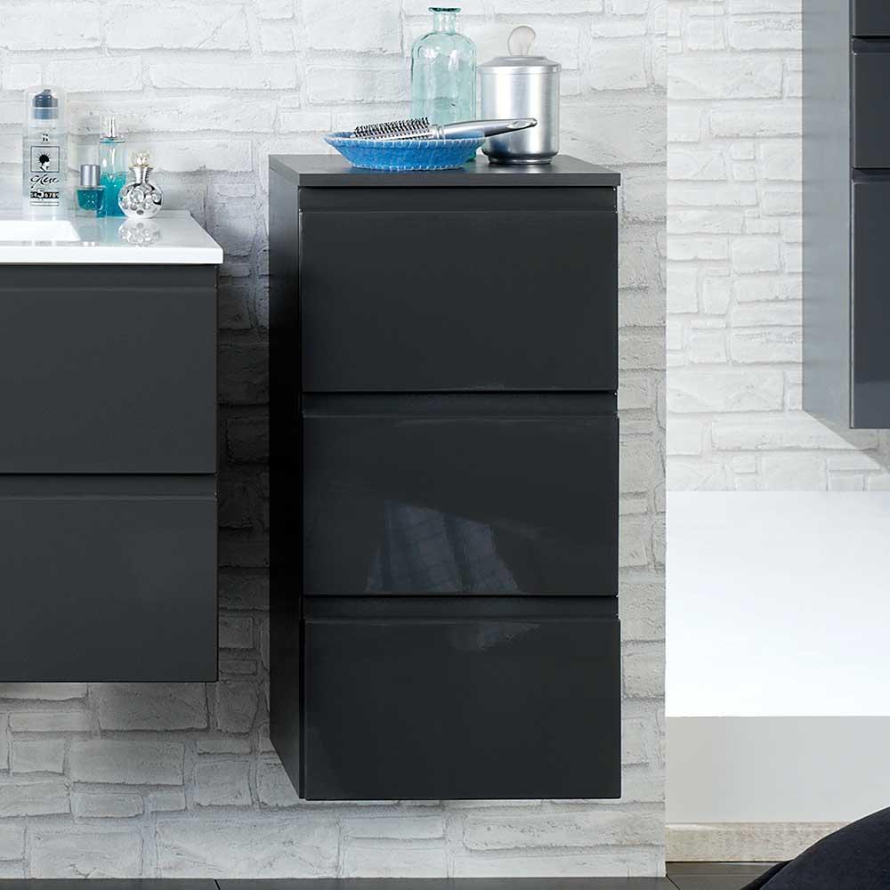 Badezimmer Unterschrank Hängend, glanz-holzwerkstoff waschbeckenunterschränke online kaufen | möbel, Design ideen
