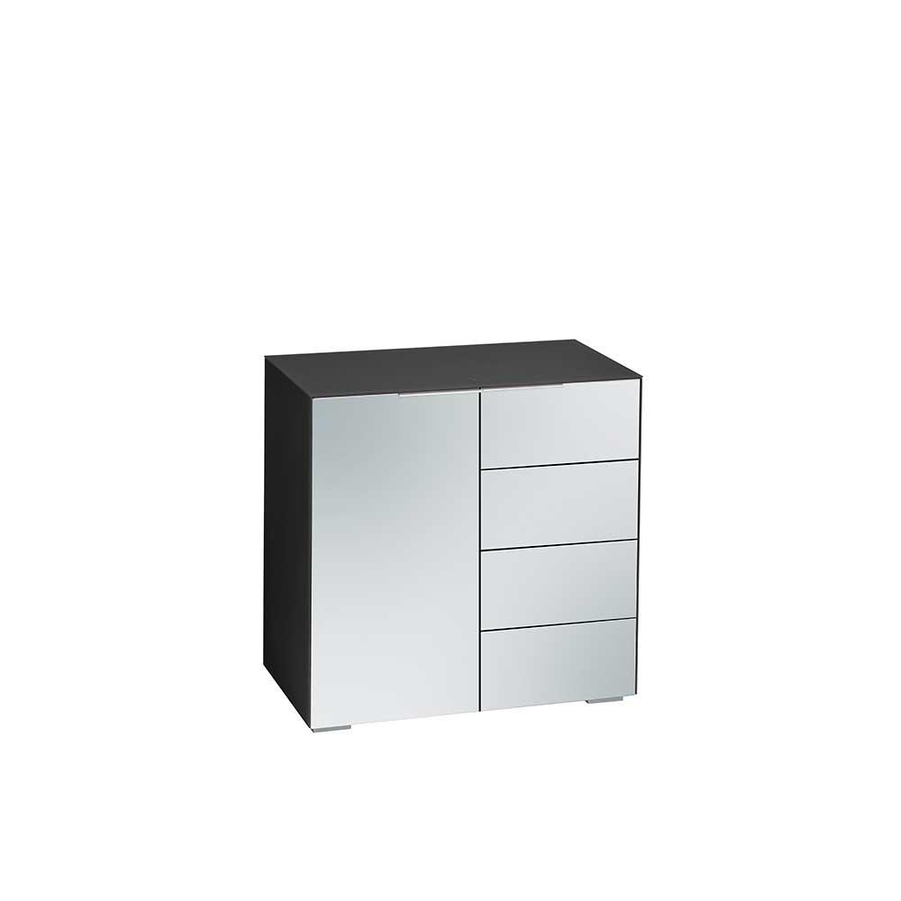 spiegelglas kommoden online kaufen m bel suchmaschine. Black Bedroom Furniture Sets. Home Design Ideas
