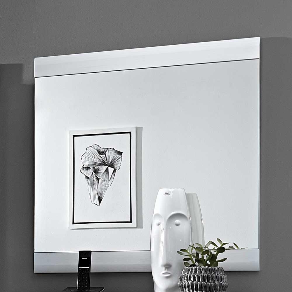Garderobenspiegel in Weiß modern | Flur & Diele > Spiegel > Garderobenspiegel | BestLivingHome