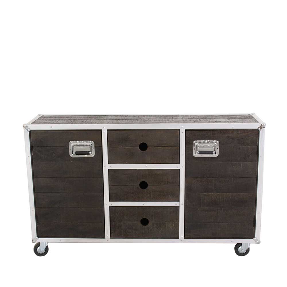 Rollen Sideboard in Braun Loft Design