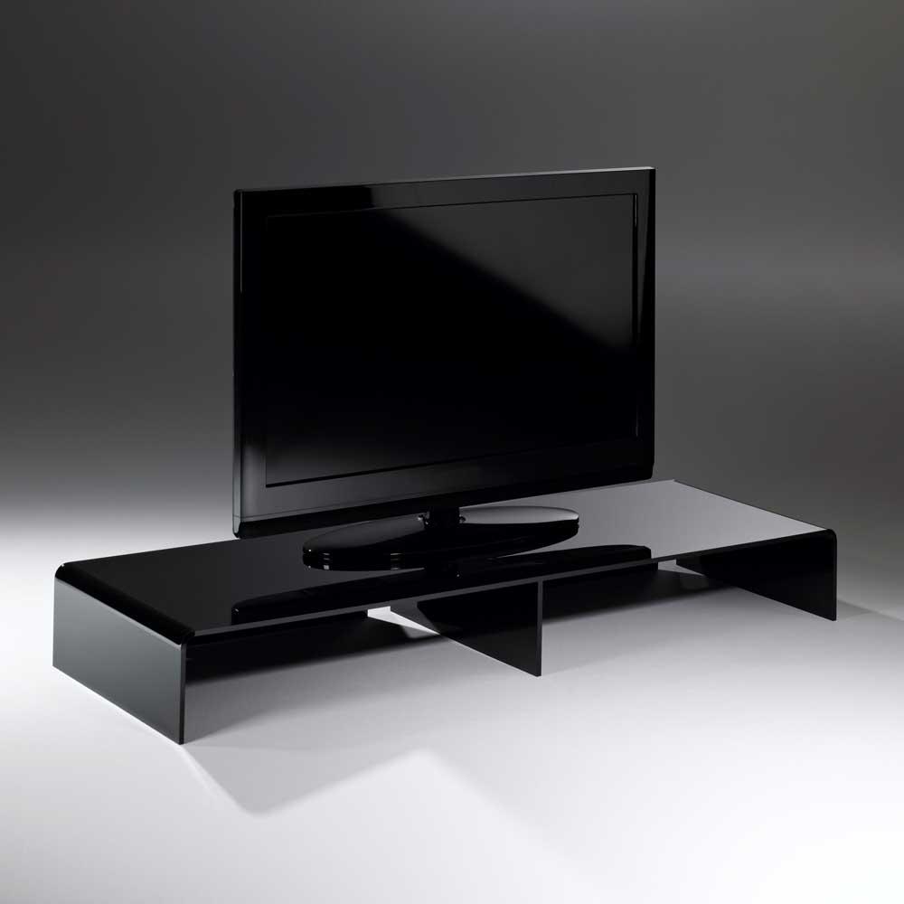 Tv lowboard schwarz glas  schwarzglas-schwarz TV-Lowboards online kaufen | Möbel-Suchmaschine ...