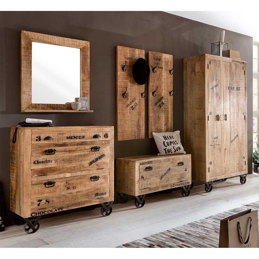massiver Garderoben-Sets online kaufen | Möbel-Suchmaschine ...