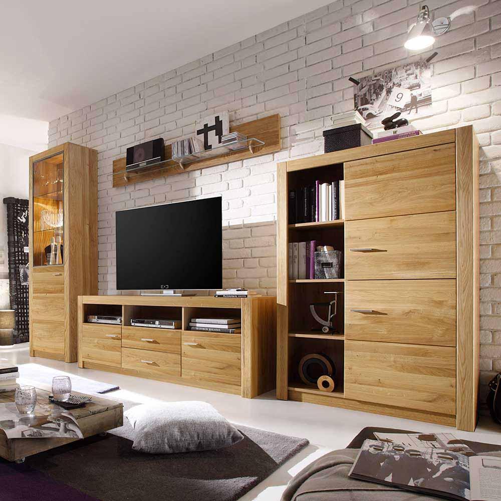 wohnzimmer schrankwand style wohndesign. Black Bedroom Furniture Sets. Home Design Ideas