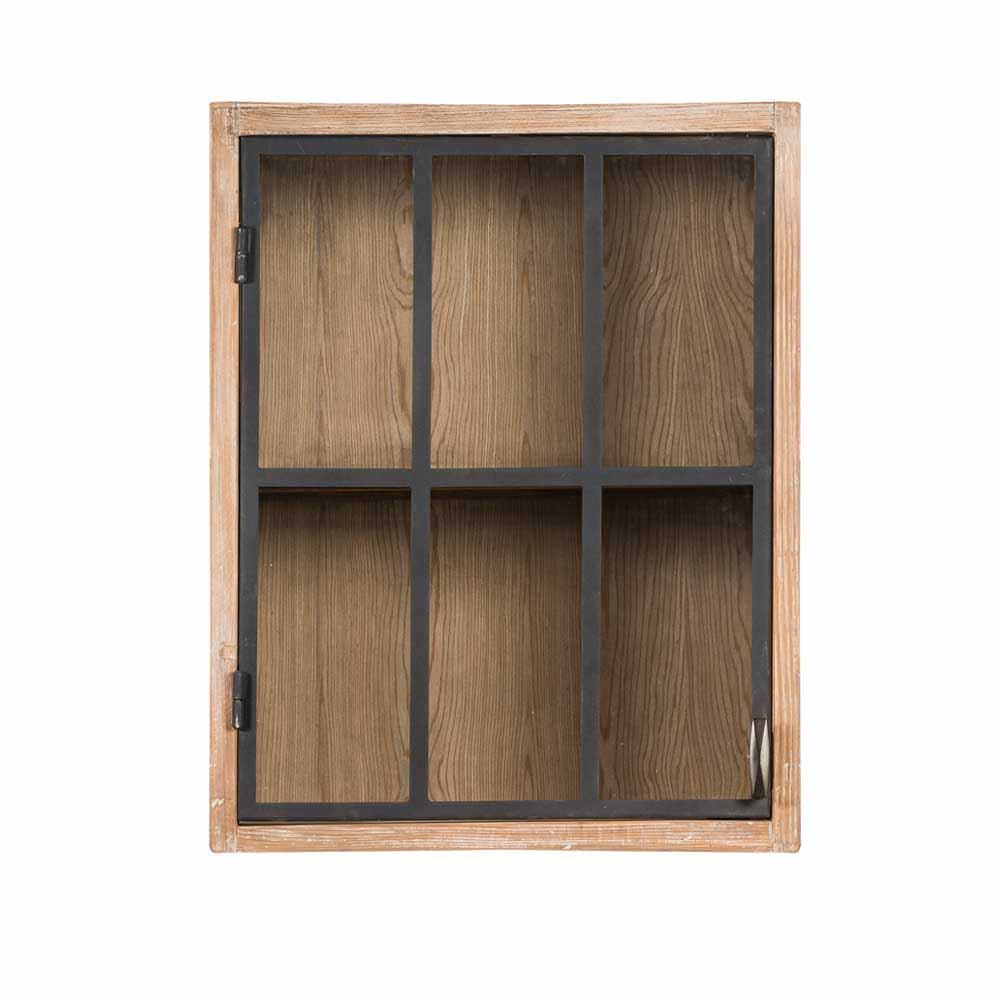 Küchen Hängeschrank aus Kiefer massiv 80 cm hoch | Küche und Esszimmer > Küchenschränke > Küchen-Hängeschränke | Kiefer - Massivholz - Holz - Glas | Stilando