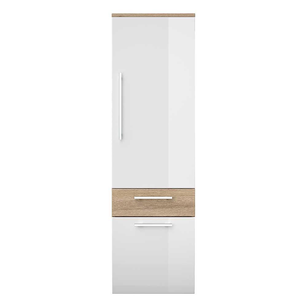 hochglanz-sonoma Badezimmerschränke online kaufen | Möbel ...