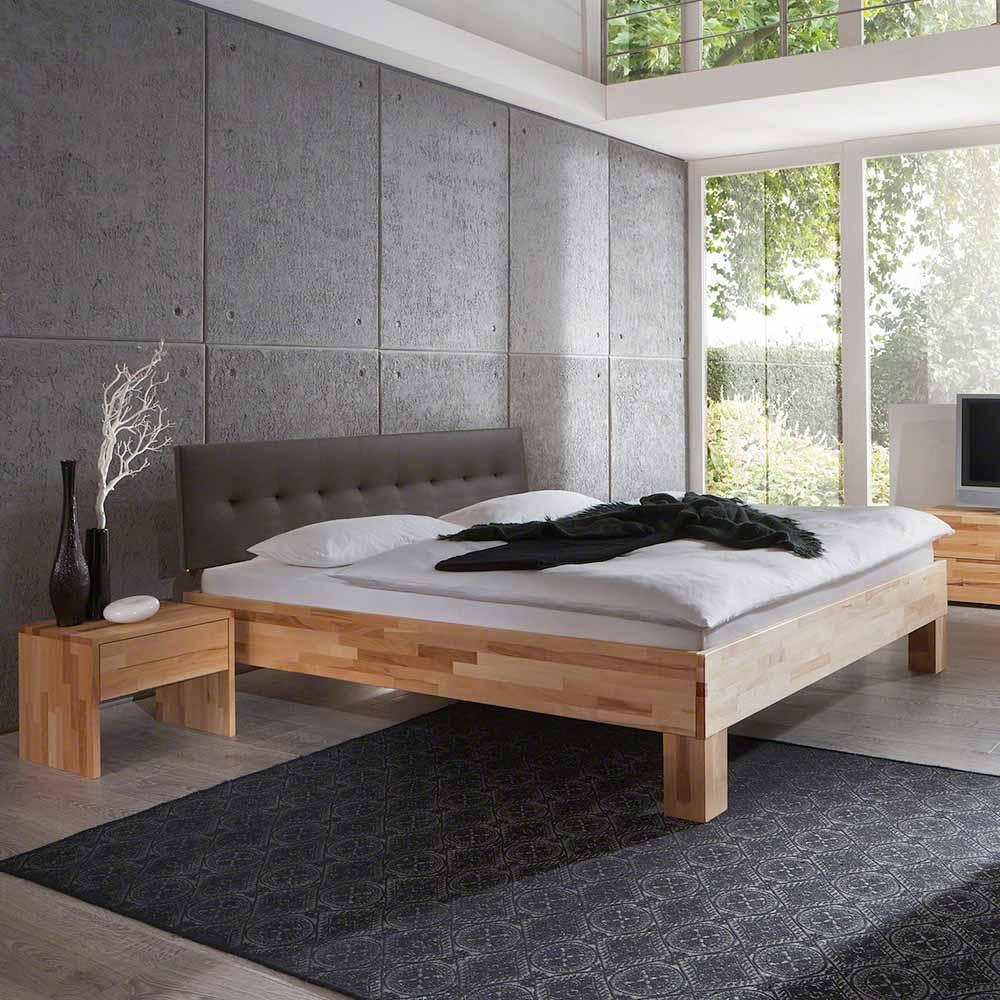 massivholzbetten online kaufen m bel suchmaschine. Black Bedroom Furniture Sets. Home Design Ideas