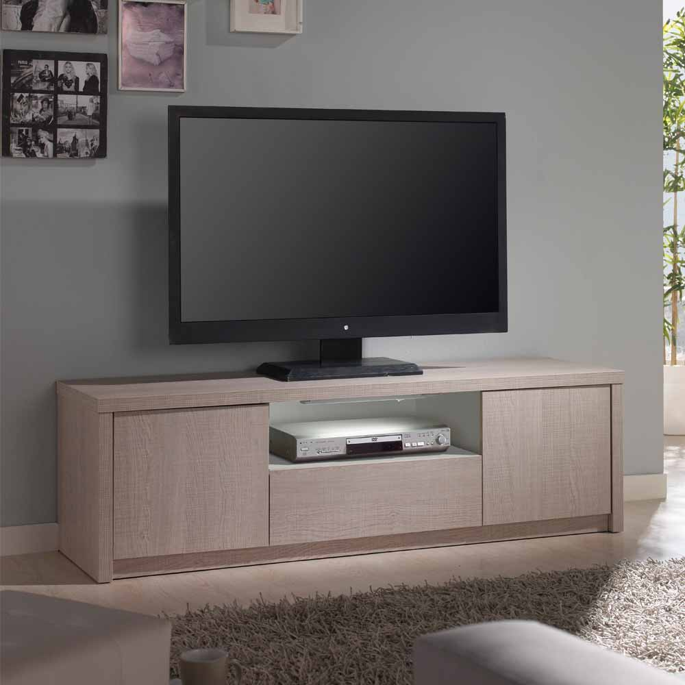 sonoma eiche eiche tv lowboards online kaufen m bel. Black Bedroom Furniture Sets. Home Design Ideas