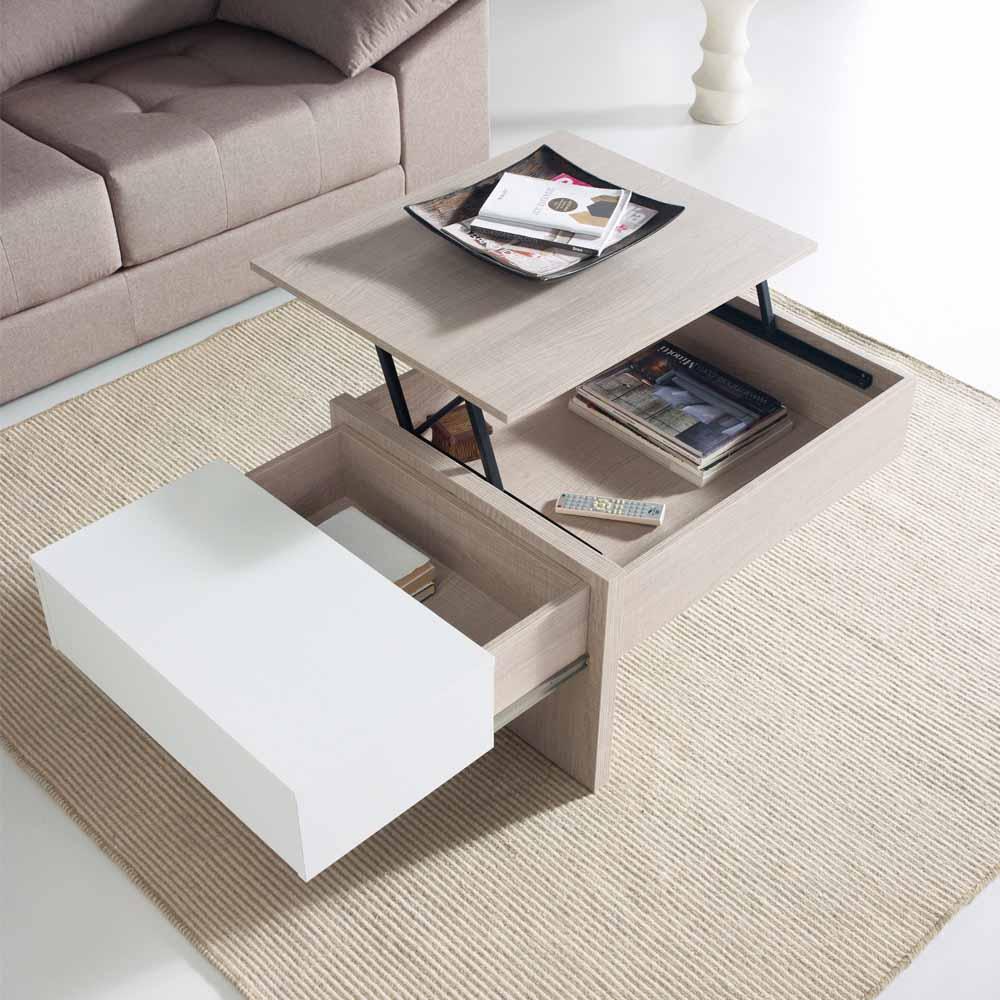 Eiche Sonoma Hochglanz Couchtische Online Kaufen Möbel