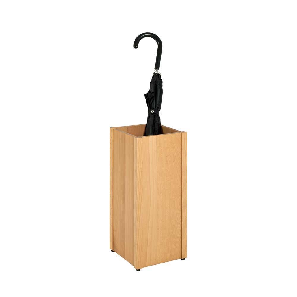 Regenschirmständer aus Buche Massivholz lackiert   Flur & Diele > Schirmständer   Tollhaus