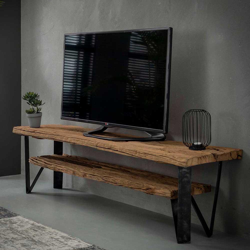 Holz Metall Tv Raks Online Kaufen Mobel Suchmaschine Ladendirekt De