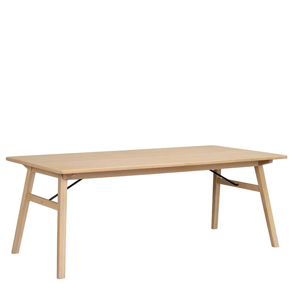 Küchentisch aus Eiche Massivholz Skandi Design | Küche und Esszimmer > Esstische und Küchentische > Küchentische | TopDesign