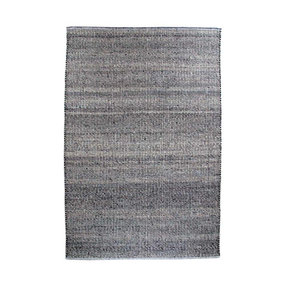Esszimmer Webteppich in Hellgrau modern | Küche und Esszimmer > Essgruppen | 4Home